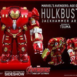 Hottoys Avengers Age of Ultron Artist Mix Figure Hulkbuster Jackhammer