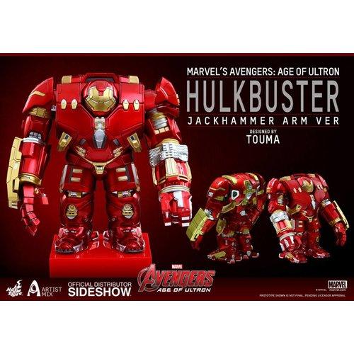 Avengers Age of Ultron Artist Mix Figure Hulkbuster Jackhammer
