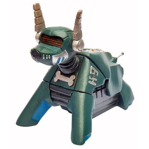 Doctor Who: K9 Official Collector's Figurine