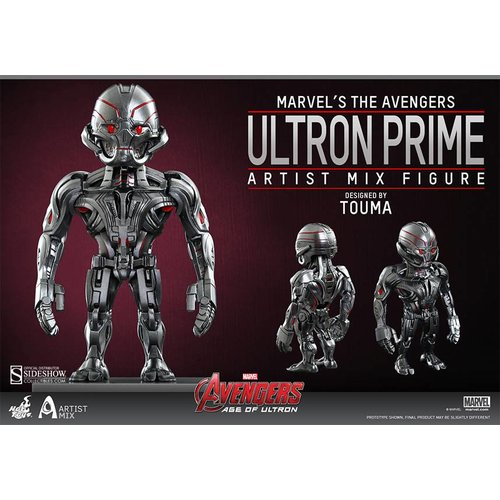 Avengers: Age of Ultron - Series 1 - Ultron Prime - Artist Mix