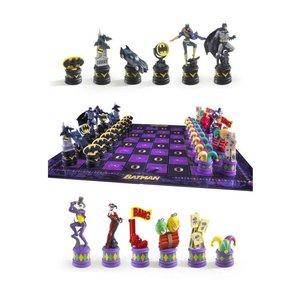 Batman Chess Set (Batman Vs Joker)