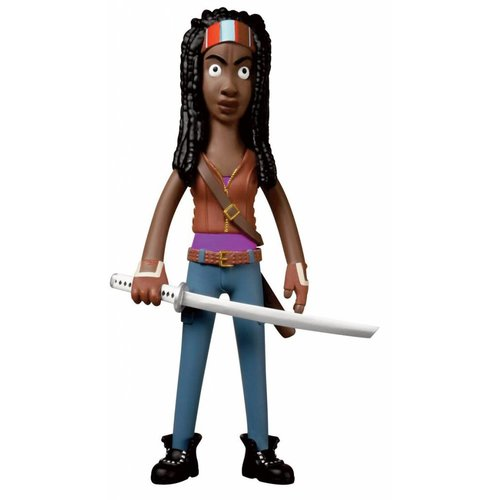 FUNKO Walking Dead Vinyl Sugar Figure Vinyl Idolz Michonne