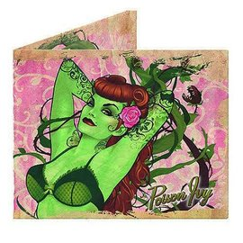 DC Comics Bombshells Poison Ivy Mighty Wallet - Previews Exclusive
