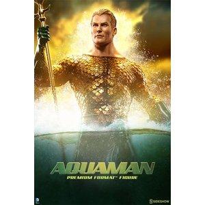 Sideshow Aquaman Premium Format Statue