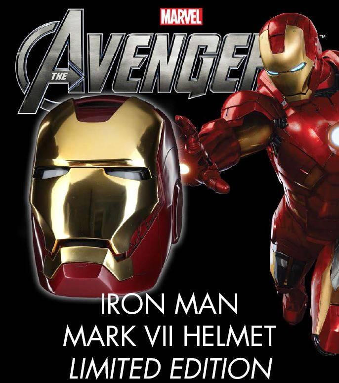 Marvel: Iron Man Mark VII Helmet Replica