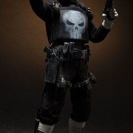 Marvel: Punisher 1/6 scale Figure