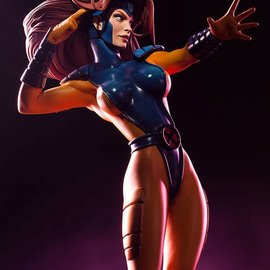 Sideshow Marvel Premium Format Figure Jean Grey 46 cm