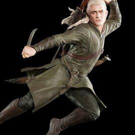 WETA Workshops The Hobbit The Desolation of Smaug Statue 1/6 Legolas Greenleaf 30 cm