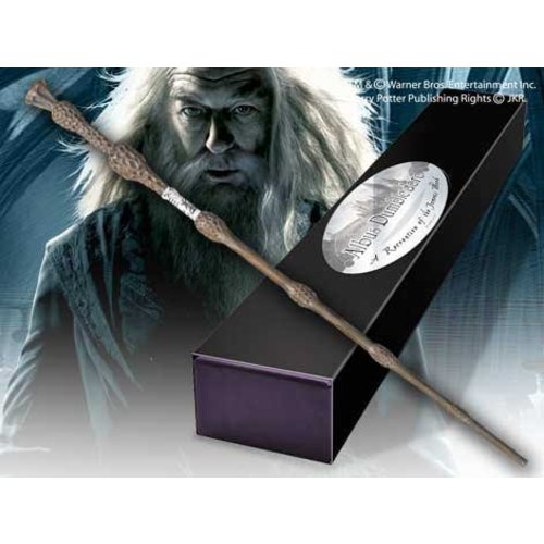 The Noble Collection Harry Potter-Professor Albus Dumbledore Wand (Character-Edition)