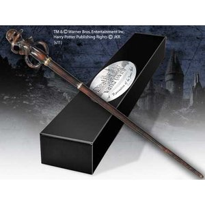 The Noble Collection Harry Potter : Death Eater wand (swirl)