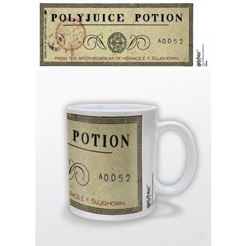Hole In The Wall Harry Potter: Polyjuice Potion Mug