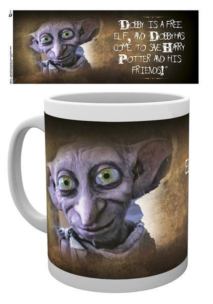 Harry Potter: Dobby Mug