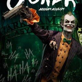 Sideshow DC Comics: Joker Arkham Asylum Premium Format Statue