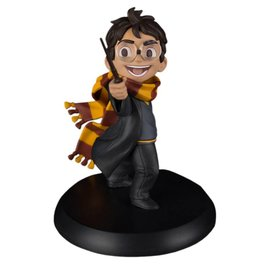 Quantum Mechanix Harry potter - HARRY'S FIRST SPELL Q-FIG