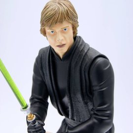 Attakus Star Wars Luke Skywalker Jedi Knight