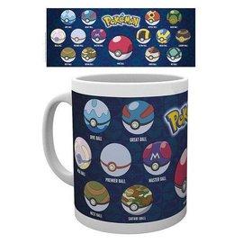 Pokemon Ball Varieties - Mok