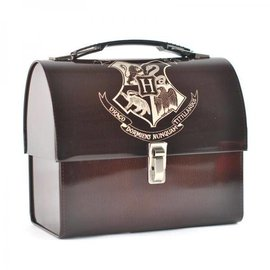 Half Moon Bay HARRY POTTER - TIN TOTE - HOGWARTS CREST