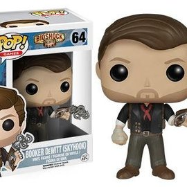 FUNKO BIOSHOCK  POP! Booker Dewitt- Skyhook