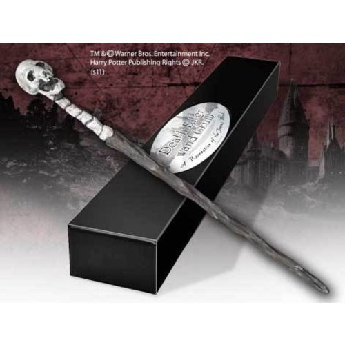 The Noble Collection Harry Potter - Death Eater Wand (skull)