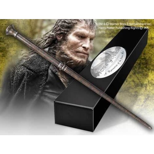 The Noble Collection Harry Potter - Fenrir Greyback's Wand