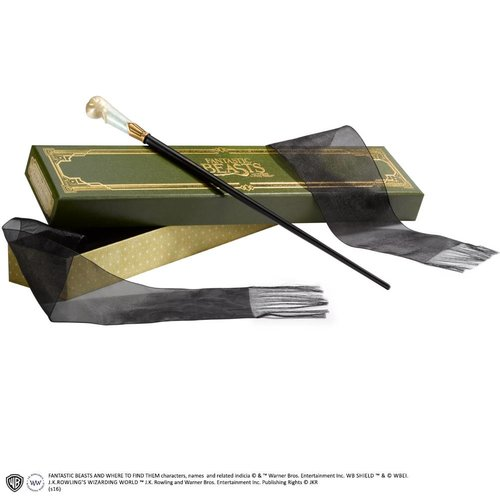 The Noble Collection Fantastic Beasts: Queenie Goldstein's Wand