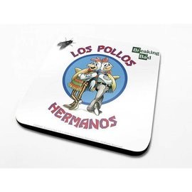 Hole In The Wall Breaking Bad Los Pollos Hermanos - Coaster