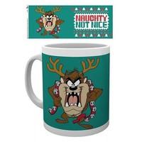 Looney Tunes Taz Christmas - Kerst Mok