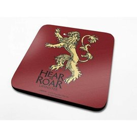 Hole In The Wall Game Of Thrones Lannister - Coaster
