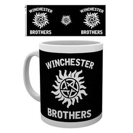 Supernatural Winchester Brothers - Mok