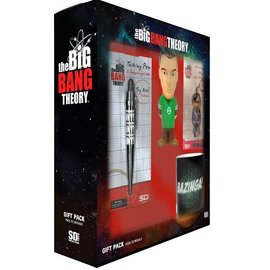 Hole In The Wall Big Bang Theory: Gift Set