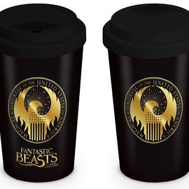 Fantastic Beasts: MACUSA Logo Travel Mug