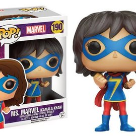 FUNKO Pop! Marvel: Ms. Marvel - Kamala Khan LE