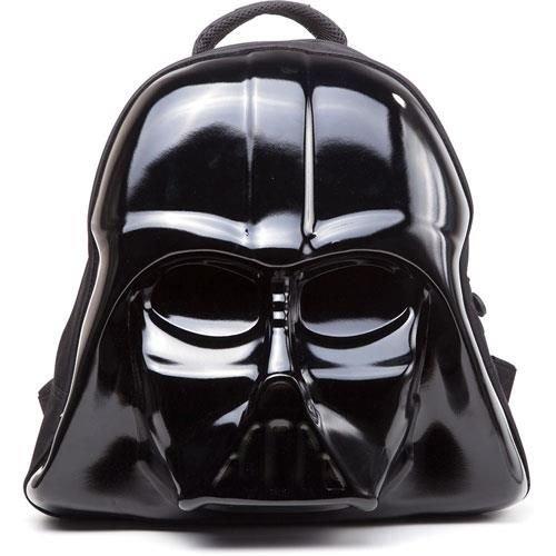 Star Wars - Shaped Darth Vader 3D Molded Backpack
