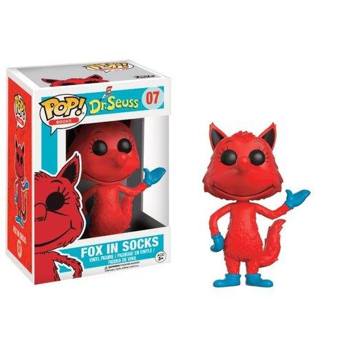 Pop! Books: Dr. Seuss - Fox in Socks