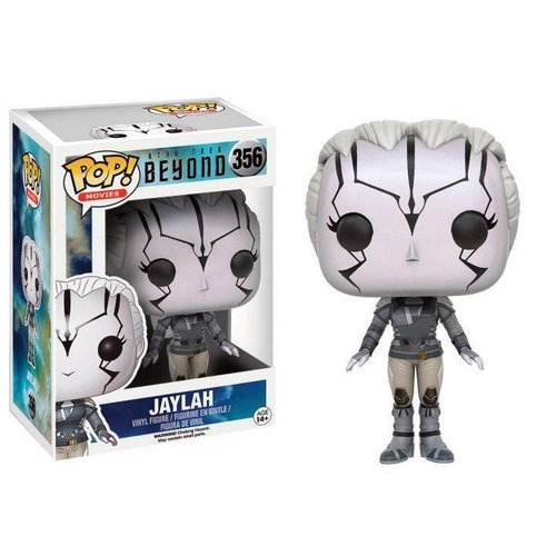 FUNKO STAR TREK BEYOND - BOBBLE HEAD POP N° 356 - JAYLAH