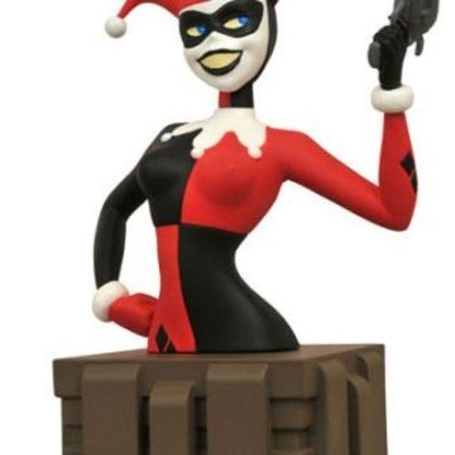 Diamond Direct Batman The Animated Series Bust Harley Quinn 15 cm