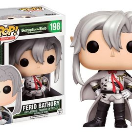 FUNKO Pop! Anime: Seraph of the End - Ferid Bathory