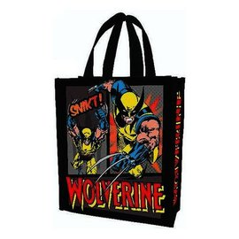 Wolverine Marvel Small Recycled Shopper Tote