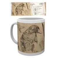 Fantastic Beasts: Nifflers Mug Fantastic Beasts: Nifflers Mug