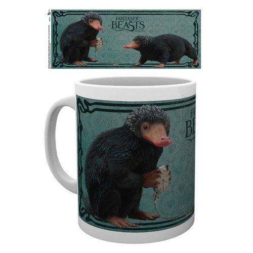 Hole In The Wall Fantastic Beasts: Niffler Character Mug
