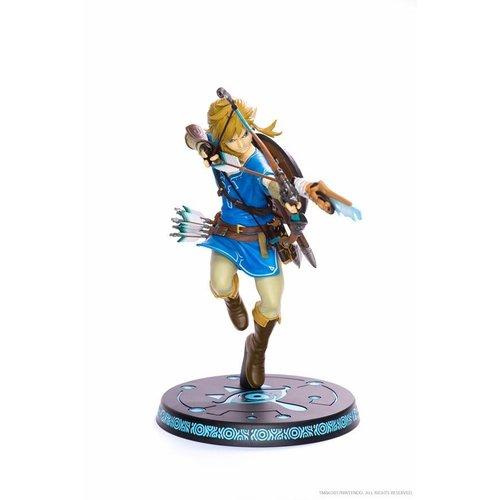 First 4 Figures Zelda: Breath of the Wild - Link 25 cm PVC Statue