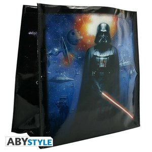 "Abysse Corp STAR WARS - Shopping Bag - ""Yoda Darth Vader"""