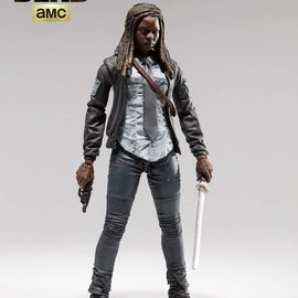 Mcfarlane Toys The Walking Dead: Series 9 Constable Michonne