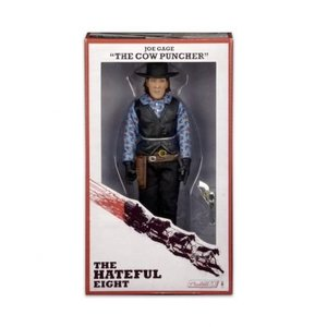 NECA The Hateful Eight - Joe Gage (The Cow Puncher) - 8 Inch Clothed Figure