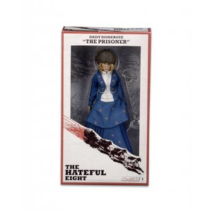 NECA The Hateful Eight - Daisy Domergue (The Prisoner) - 8 Inch Clothed Figure