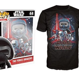 FUNKO Pop! Tees: Star Wars The Force Awakens