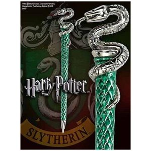 The Noble Collection Harry Potter - Hogwarts House Pen- Slytherin
