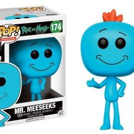 FUNKO Pop! Cartoons: Rick and Morty - Mr. Meeseeks