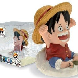 Plastoy One Piece: Luffy Mini-Moneybox