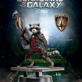Guardians of the Galaxy: Rocket Raccoon 7 inch Statue